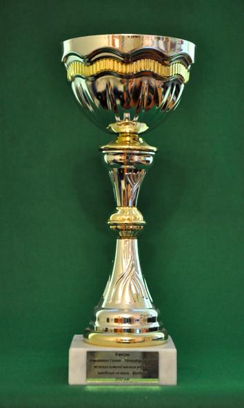 2 место Чемпионат ВУЗов Санкт-Петербурга по мини-футболу среди женских команд