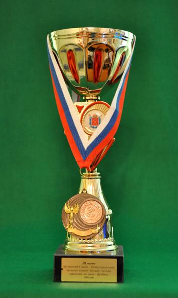 3 место Чемпионат ВУЗов Санкт-Петербурга по мини-футболу среди женских команд